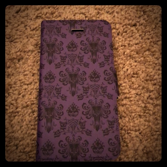 cheaper d2822 5f0f1 Disney Parks haunted mansion iPhone 6/7/8 case